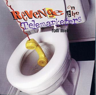 Revenge on the telemarketers logo